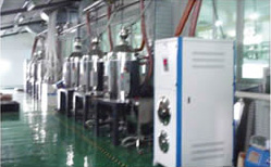 Dehumidification and drying system